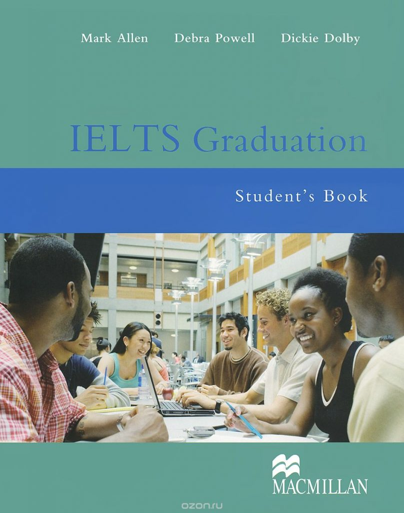 IELTS-Graduation-Student-Book
